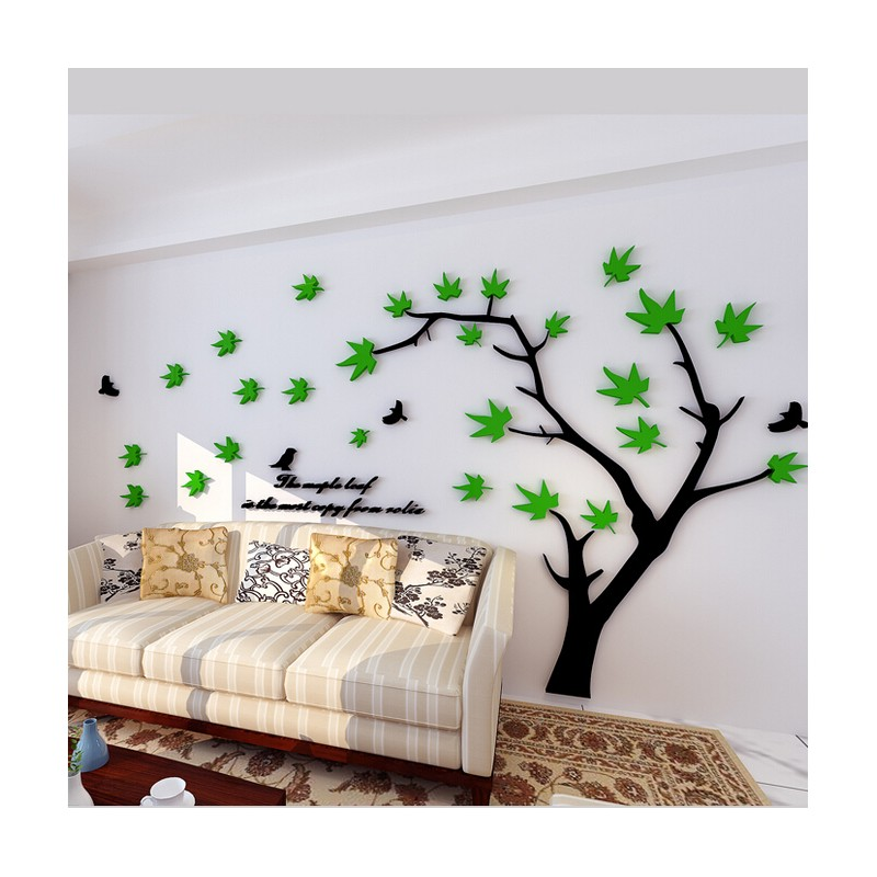 Creative Tree Acrylic Wall Art