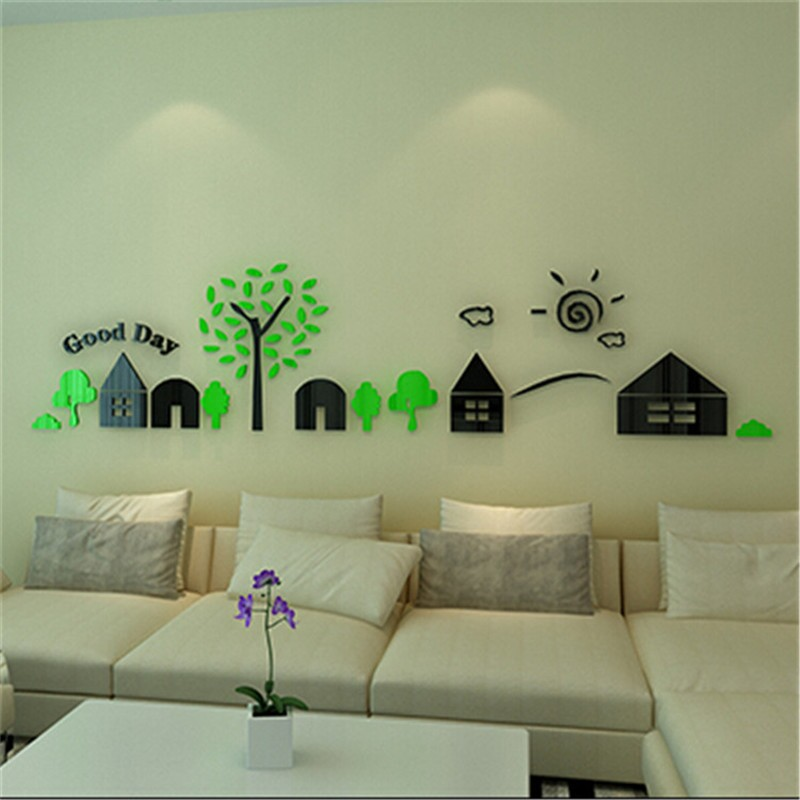 Good Day Acrylic Wall Art