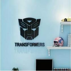 Transformers Acrylic Wall Art
