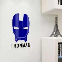 Iron Man Acrylic Wall Art
