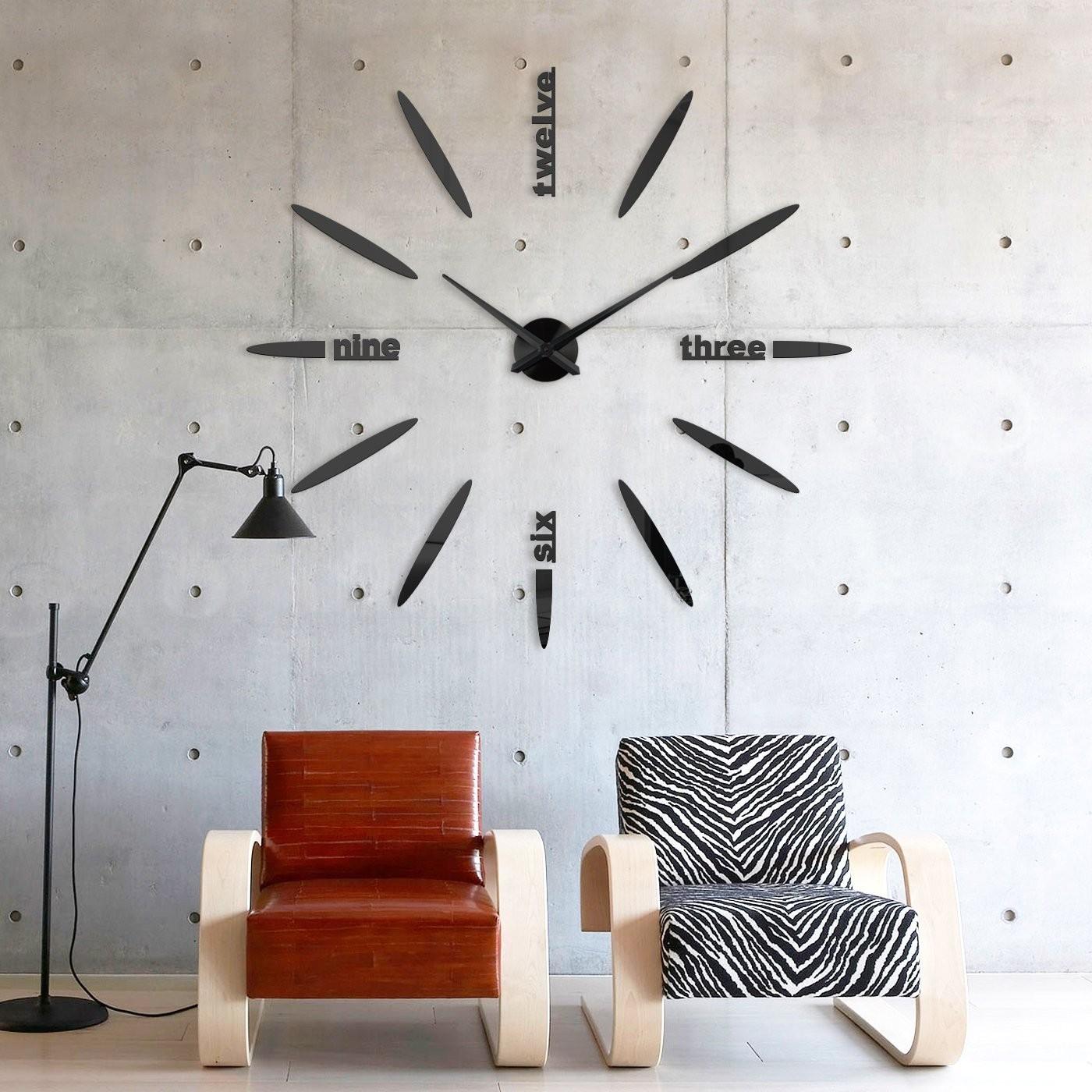 Buy 3D Wall Clocks Online in Pakistan Eliforpk Elifor Online