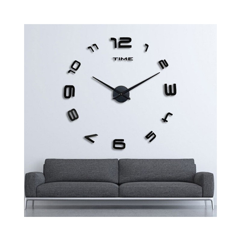 Buy Diy 3d Acrylic Wall Clock I 101 At Elifor Pk