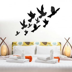 Birds Acrylic Wall Art
