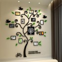 Life Tree Acrylic Wall Art