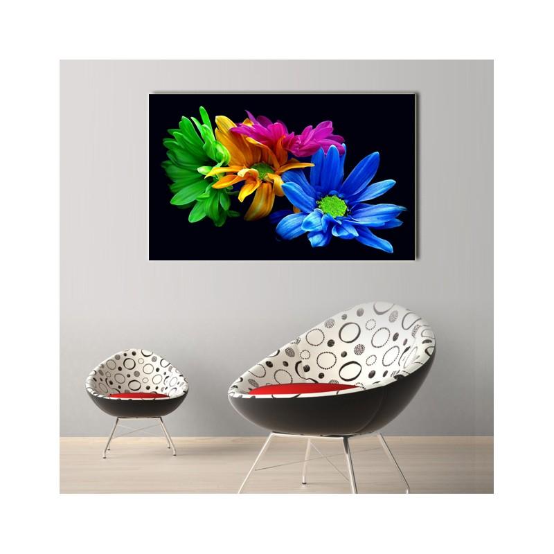 Flower Canvas Frame CF-100