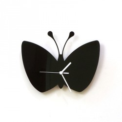 Butterfly Acrylic Wall Clock