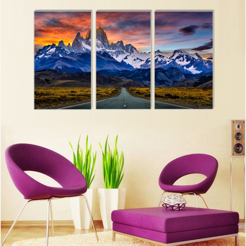 Buy south america canvas frame cf 106 at for South american decor