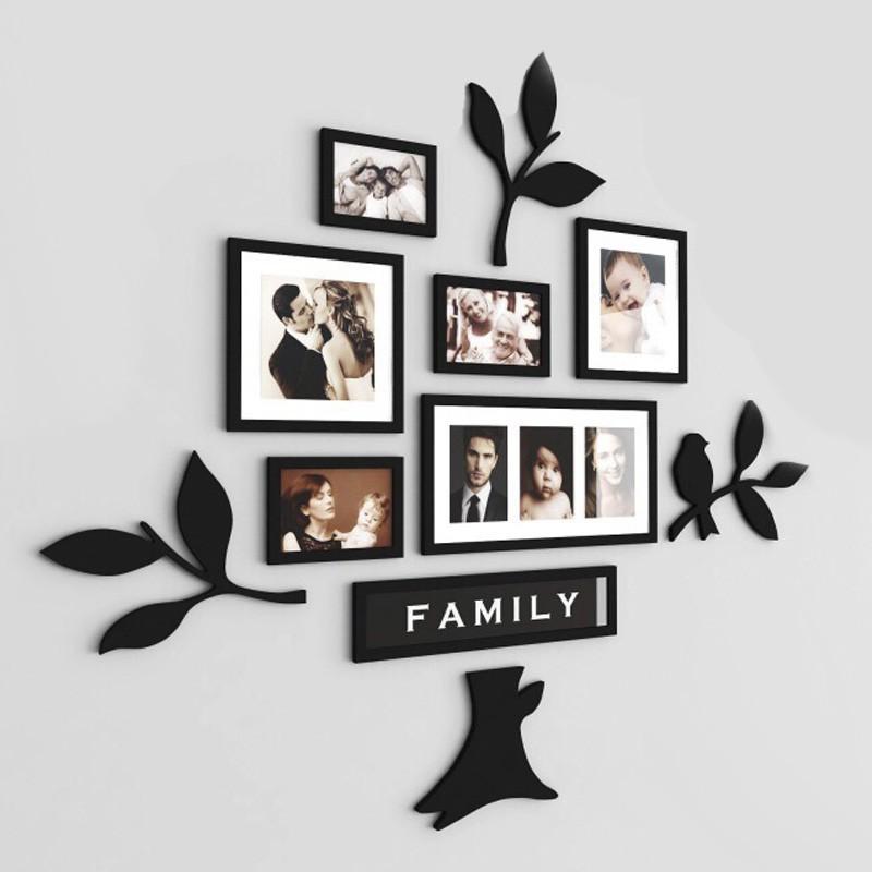 Amazing Family Tree Acrylic Wall Art