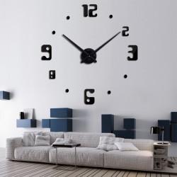 DIY 3D Acrylic Wall Clock I-112