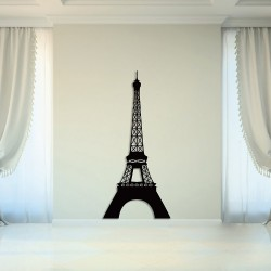 Eiffel Tower Acrylic Wall Art