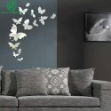 Butterflies Acrylic Wall Art