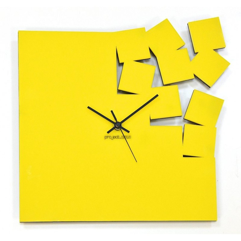 Romanian Auction Acrylic Wall Clock
