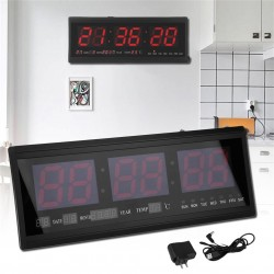 Multifunction LED Wall Clock 4819