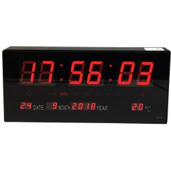 Multifunction LED Wall Clock 3615