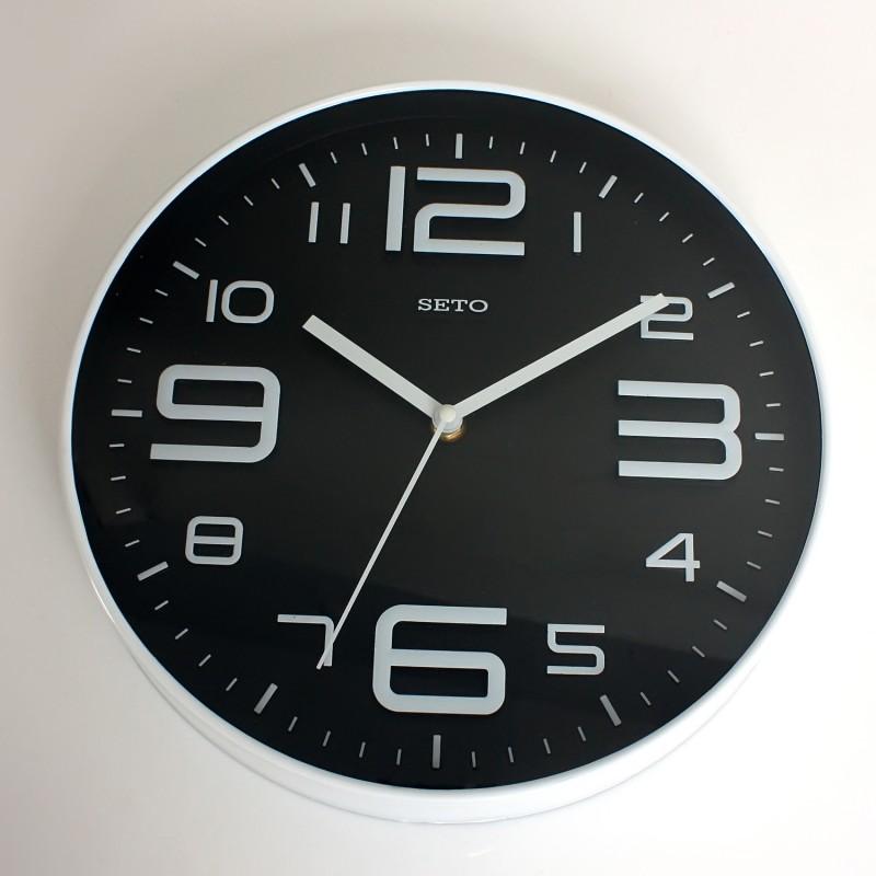 SETO ABS Wall Clock S-10401