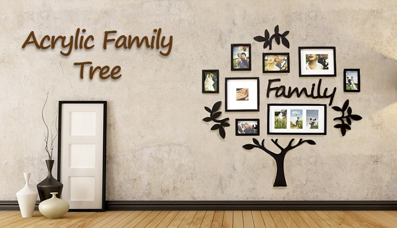 Frame Set Family Tree